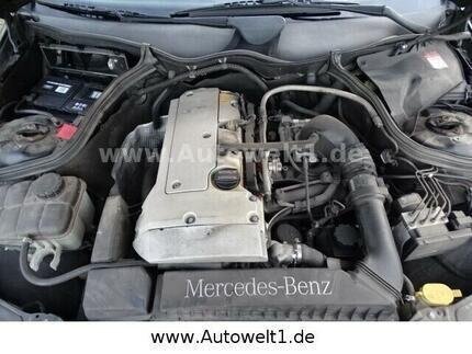 MERCEDES-BENZ SG-S270/5.3 (A2032603901) gearbox for MERCEDES-BENZ C-KLASSE car