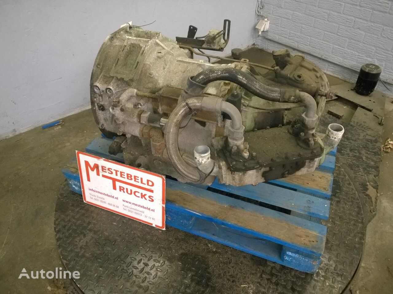 MERCEDES-BENZ Versn bak 5 HP 500 gearbox for MERCEDES-BENZ truck