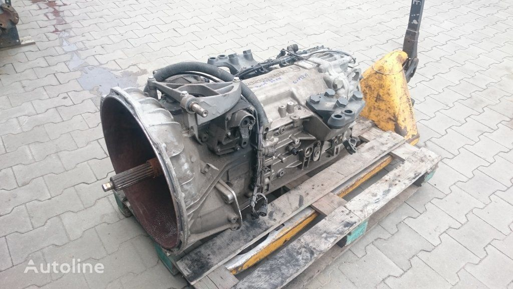MERCEDES-BENZ g221-9 gearbox for MERCEDES-BENZ ACTROS, AXOR tractor unit