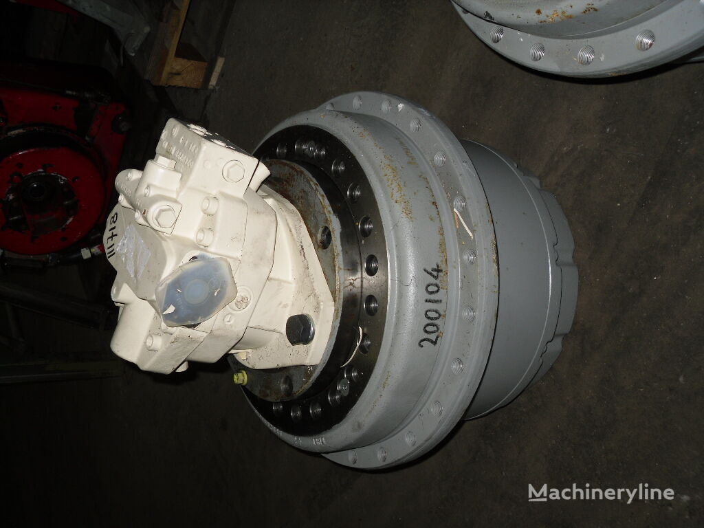new O&K TRASMITAL 711C2B30C35H660 gearbox for O&K excavator