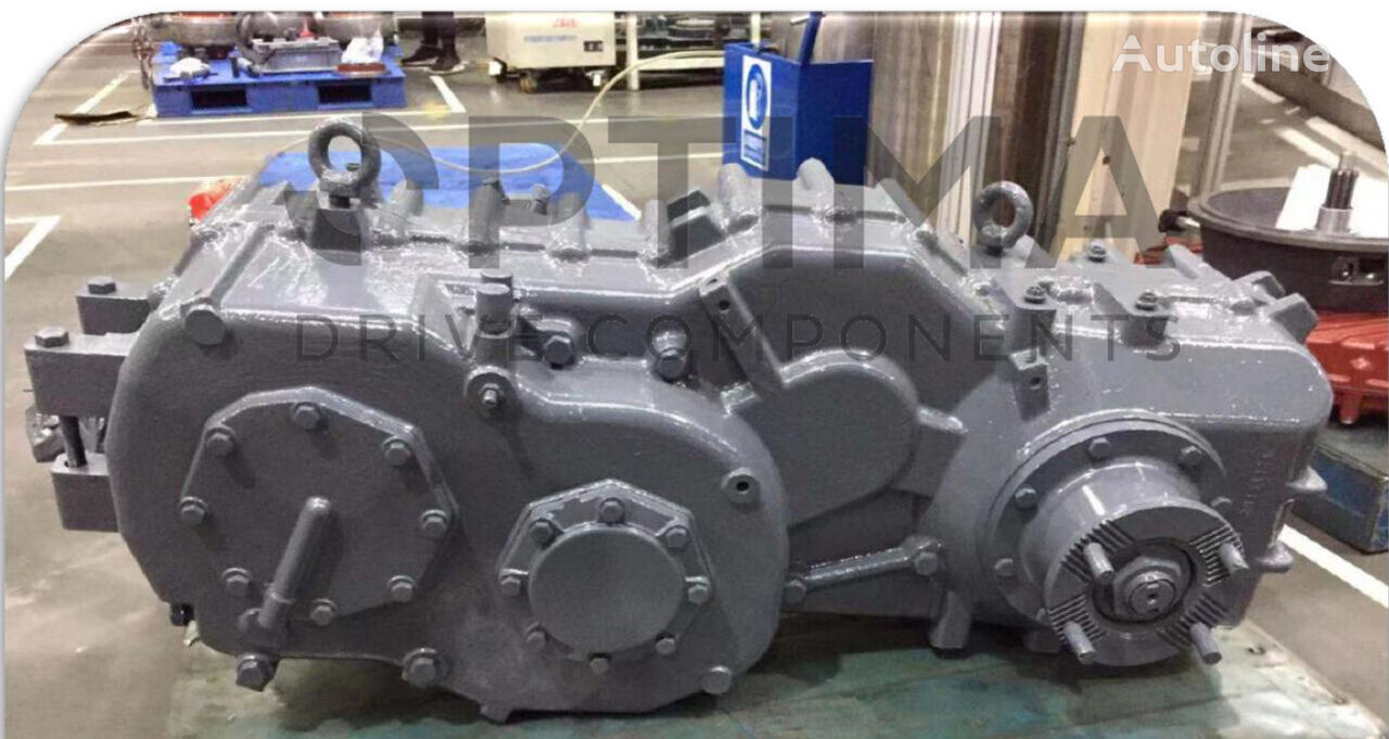 new OPTIMA Kessler type Transfer Case gearbox for other municipal vehicles