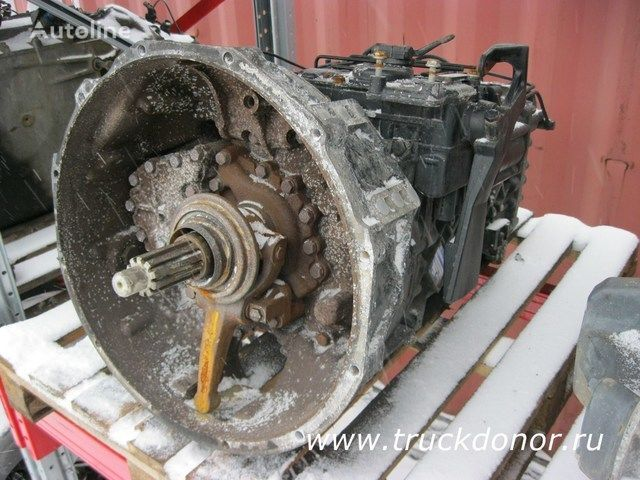 RENAULT gearbox for RENAULT tractor unit