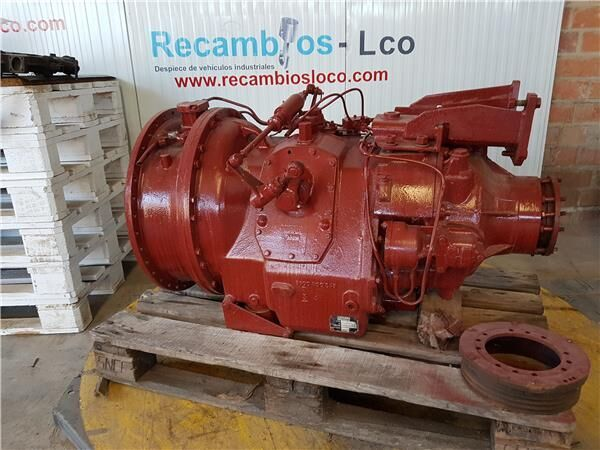 RENAULT Caja Cambios B18 NR 44216-K gearbox for RENAULT truck