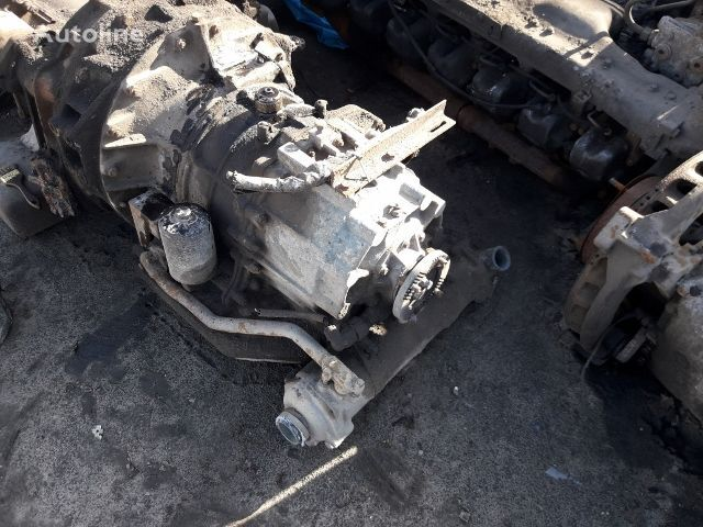 RENK 874AM gearbox for bus