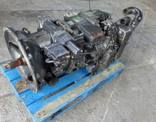 SCANIA gearbox for SCANIA R-series tractor unit
