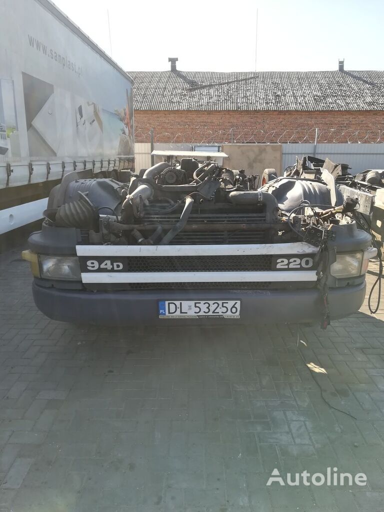 SCANIA gearbox for SCANIA P94 tractor unit