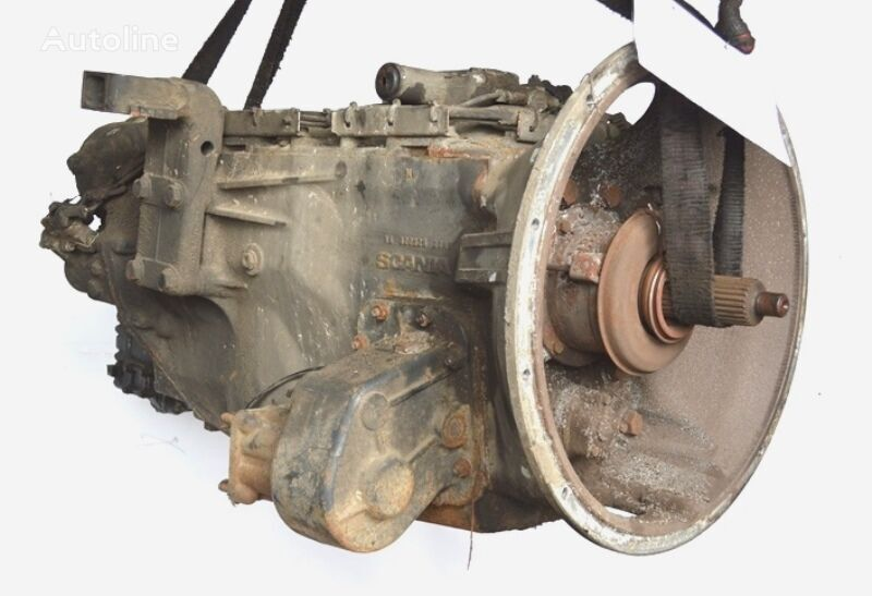 SCANIA (1893579 571741) gearbox for SCANIA 4-series 94/114/124/144/164 (1995-2004) truck