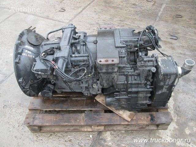 GRS895R gearbox for SCANIA truck