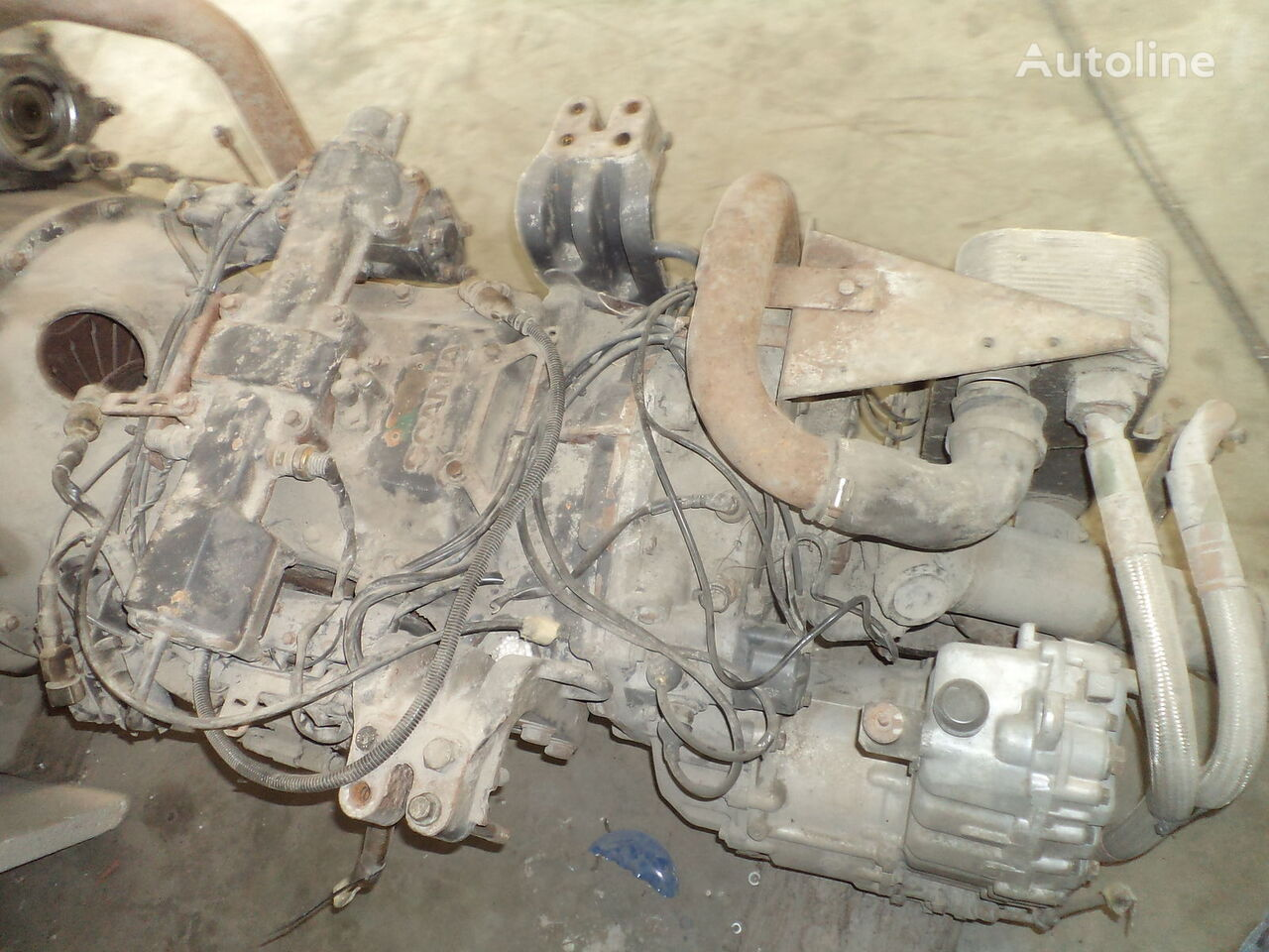 SCANIA gearbox for SCANIA bus