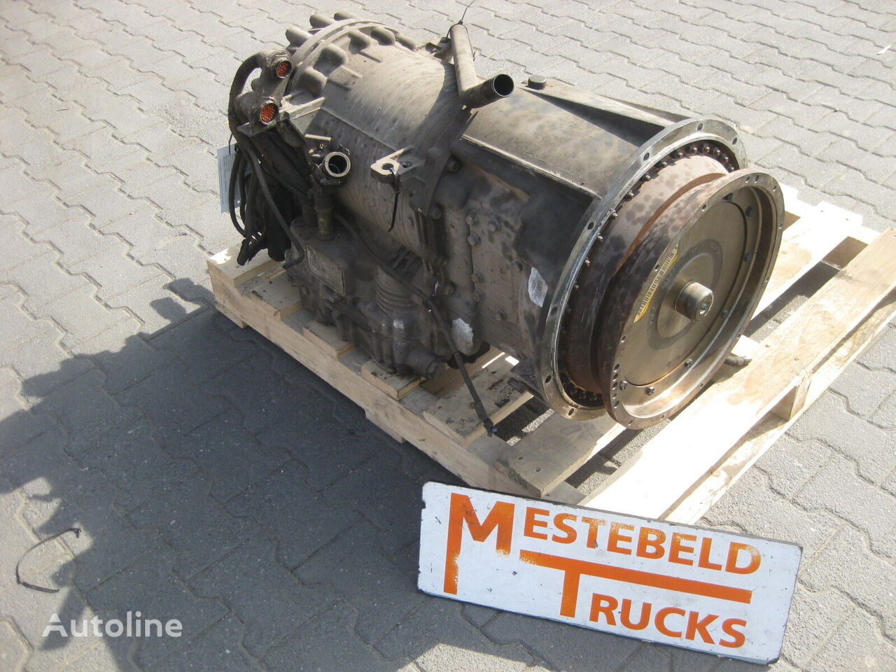 SCANIA gearbox for SCANIA GA 750 truck