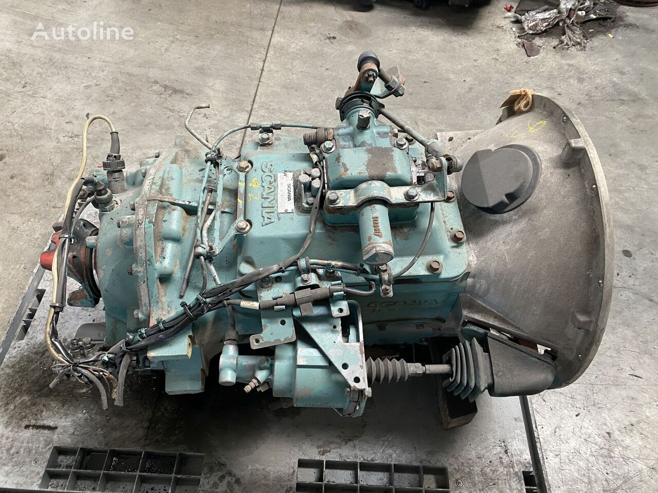 SCANIA GR801 gearbox for truck