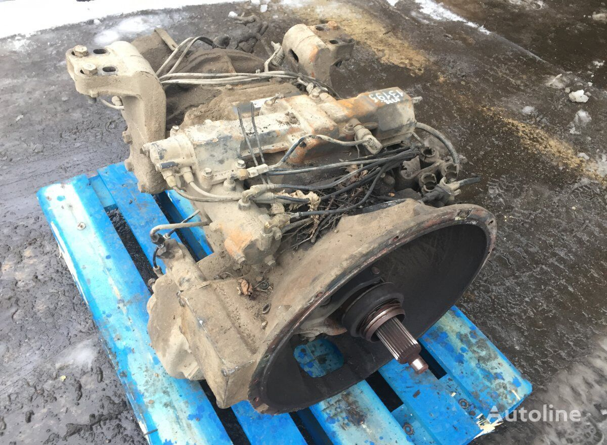 SCANIA GR801 gearbox for SCANIA 4-series 94/114/124/144/164 (1995-2004) truck