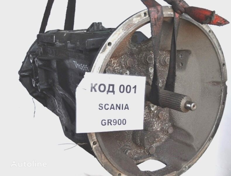 SCANIA GR900 gearbox for SCANIA 4-series 94/114/124/144/164 (1995-2004) truck