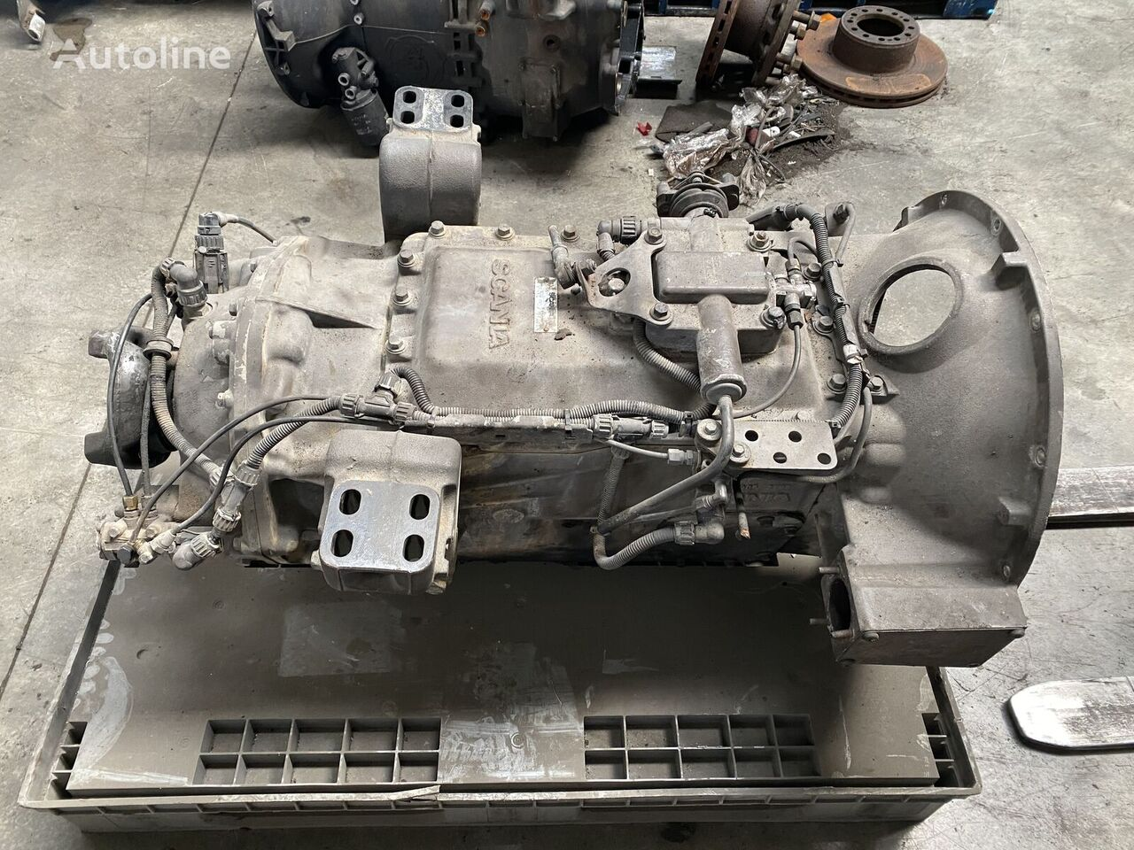 SCANIA GR900 gearbox for truck