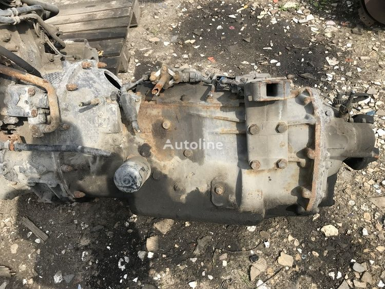 SCANIA GRS 900 124,114 gearbox for SCANIA tractor unit