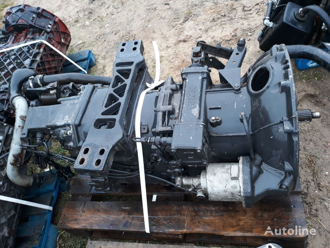 SCANIA GRS 905 gearbox for SCANIA tractor unit
