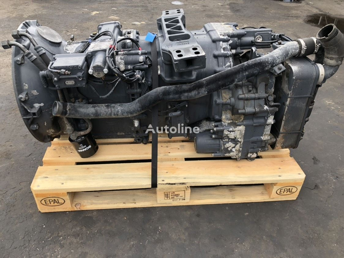 SCANIA GRS 905 R gearbox for truck
