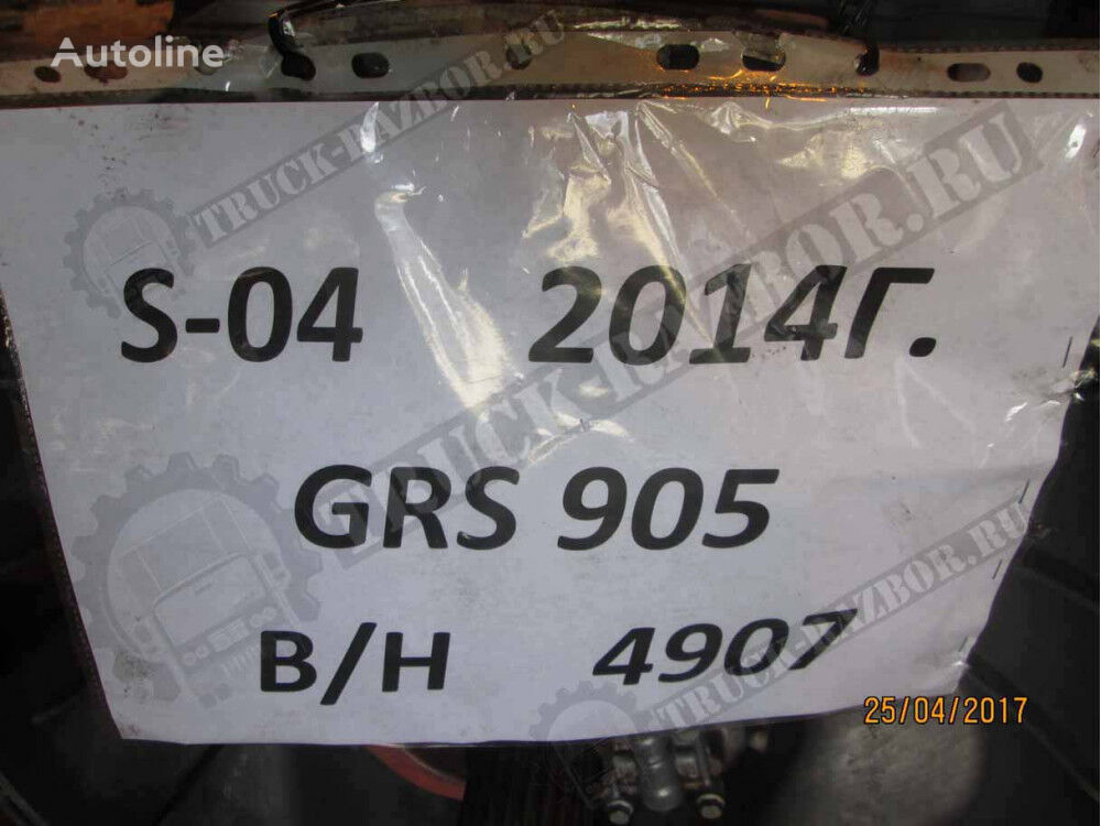 SCANIA GRS905 gearbox for SCANIA tractor unit