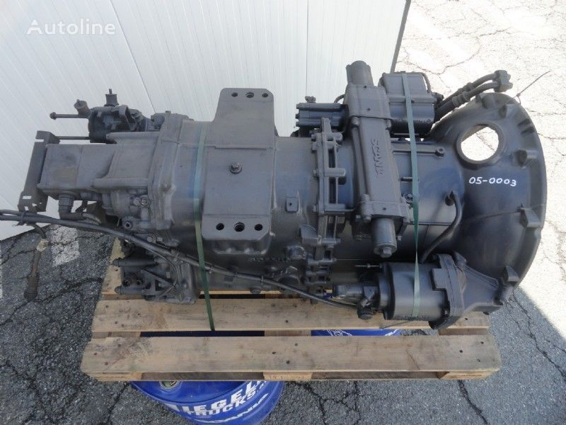SCANIA GRS905R gearbox for SCANIA truck