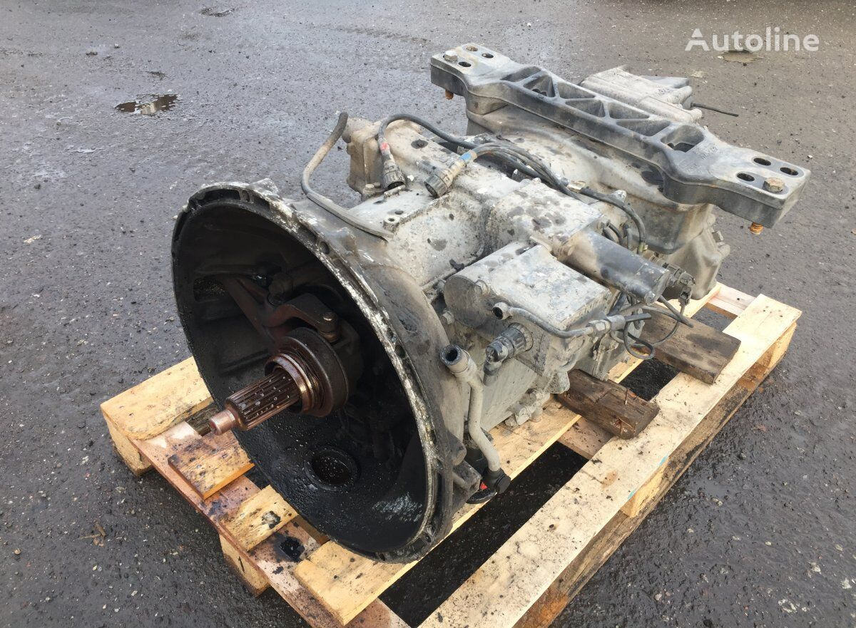 SCANIA GRSO905 OPC4 (1790629+1790593) gearbox for SCANIA P G R T-series (2004-) tractor unit