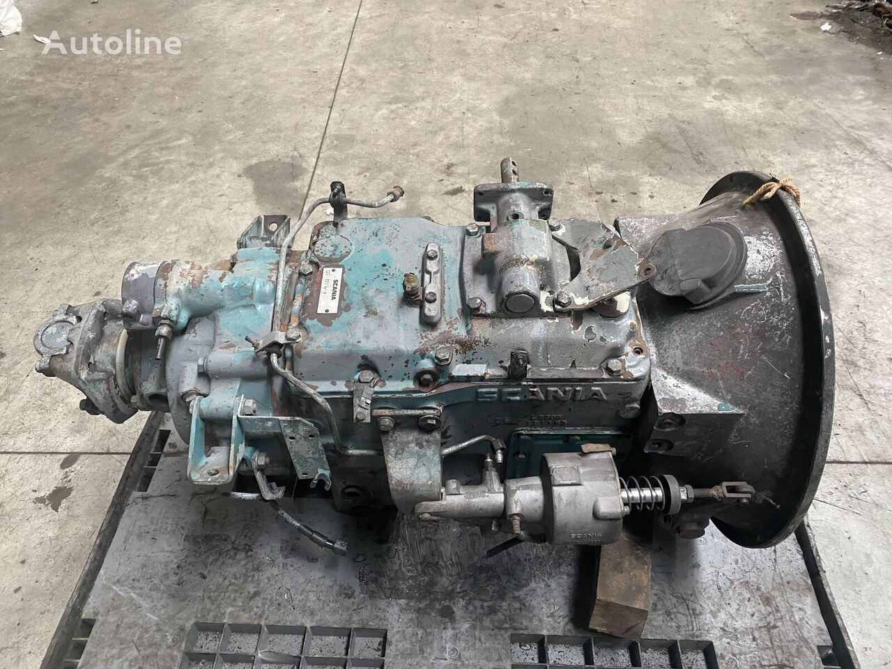 SCANIA GS 771 gearbox for truck