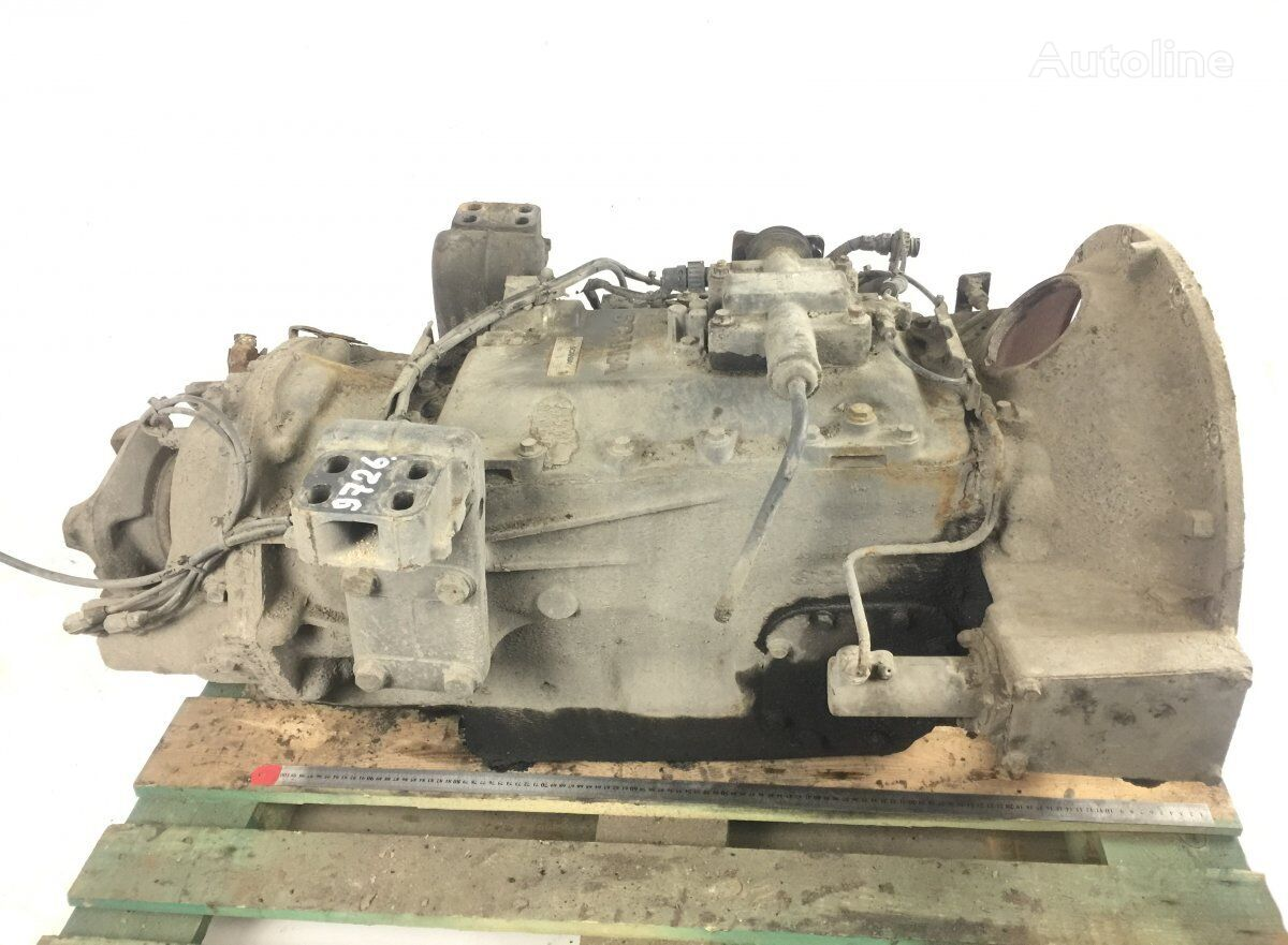 SCANIA Gearbox gearbox for SCANIA P G R T-series (2004-) tractor unit