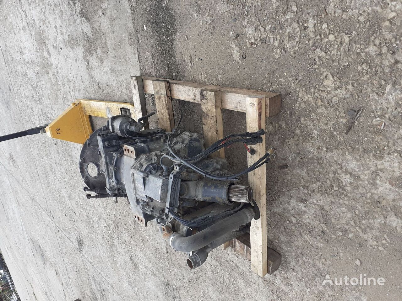 SCANIA R440 gearbox for SCANIA R440 tractor unit
