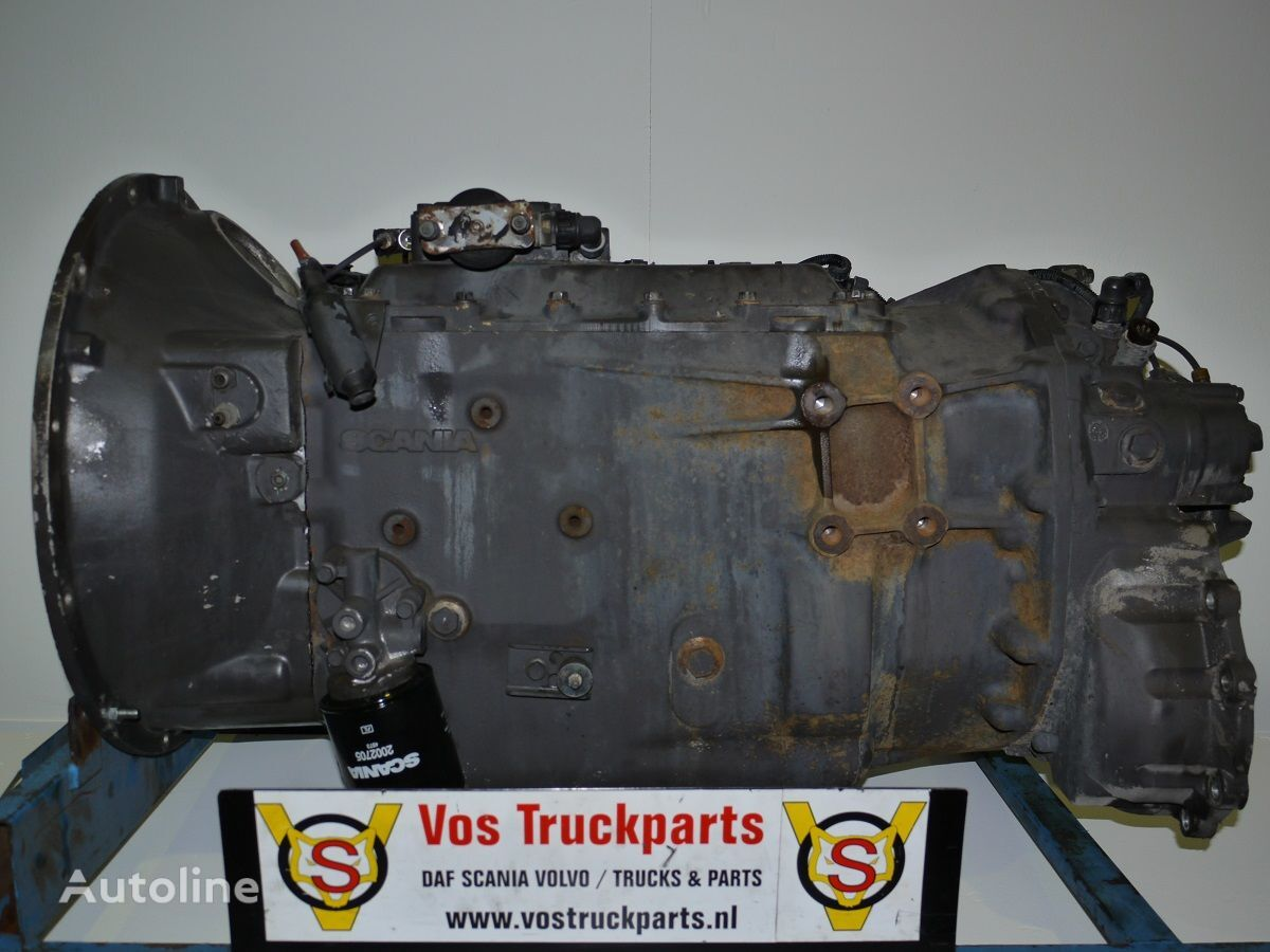 SCANIA SC-4 GR-900 R gearbox for SCANIA SC-4 GR-900 R tractor unit