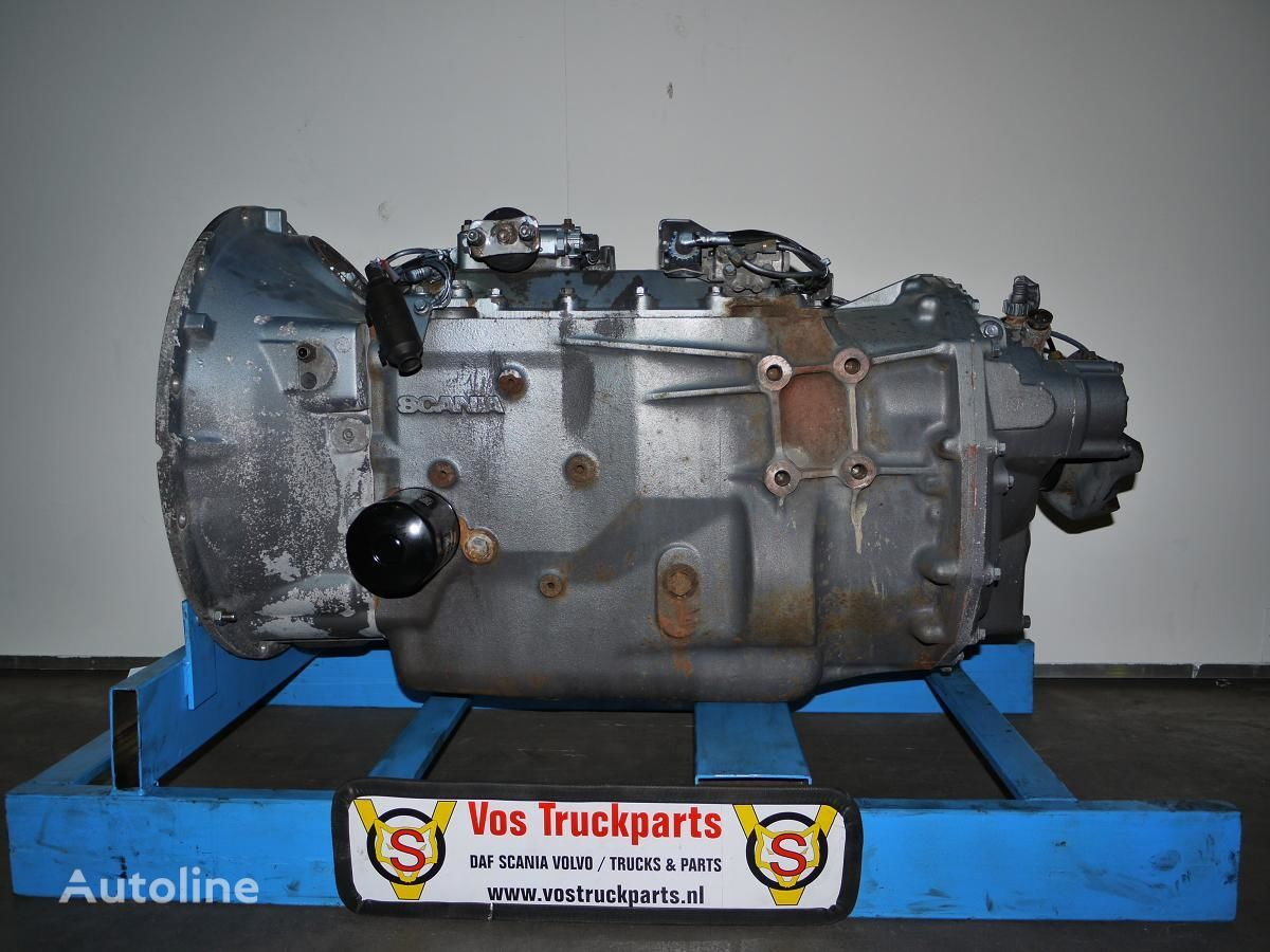SCANIA SC-4 GRS-890 gearbox for SCANIA SC-4 GRS-890 truck