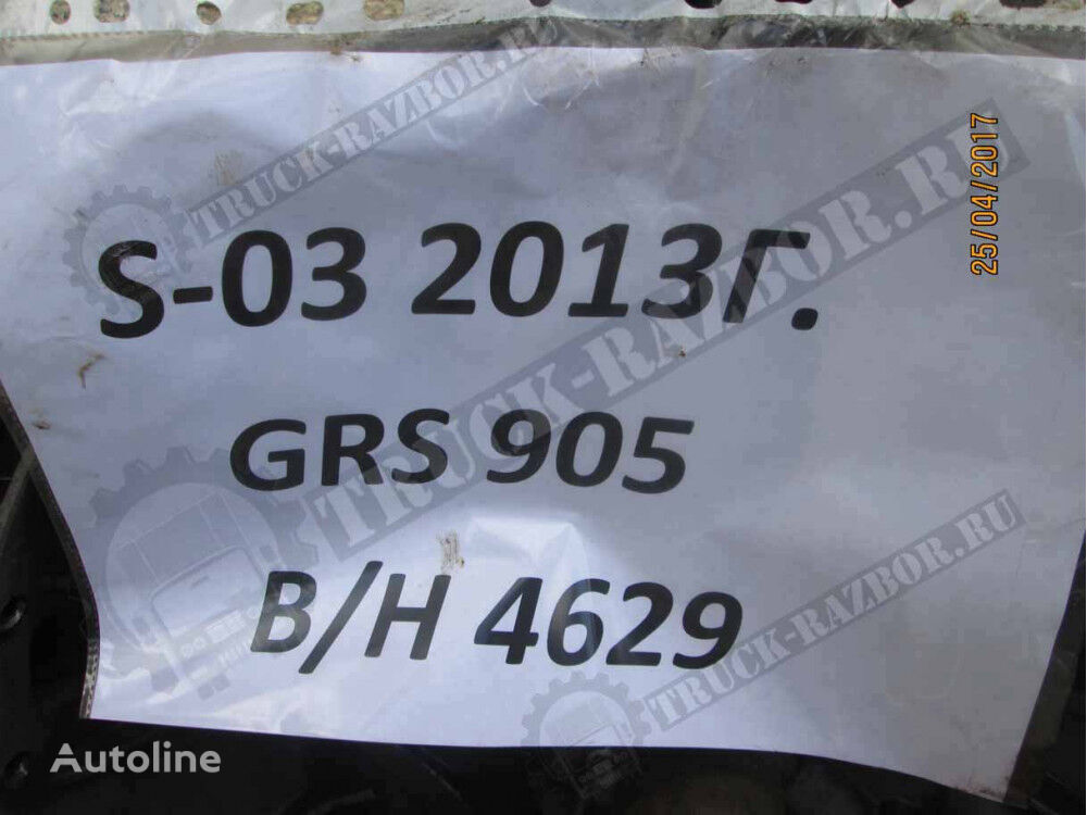 SCANIA KPP GRS905 (probeg 330000) gearbox for SCANIA tractor unit