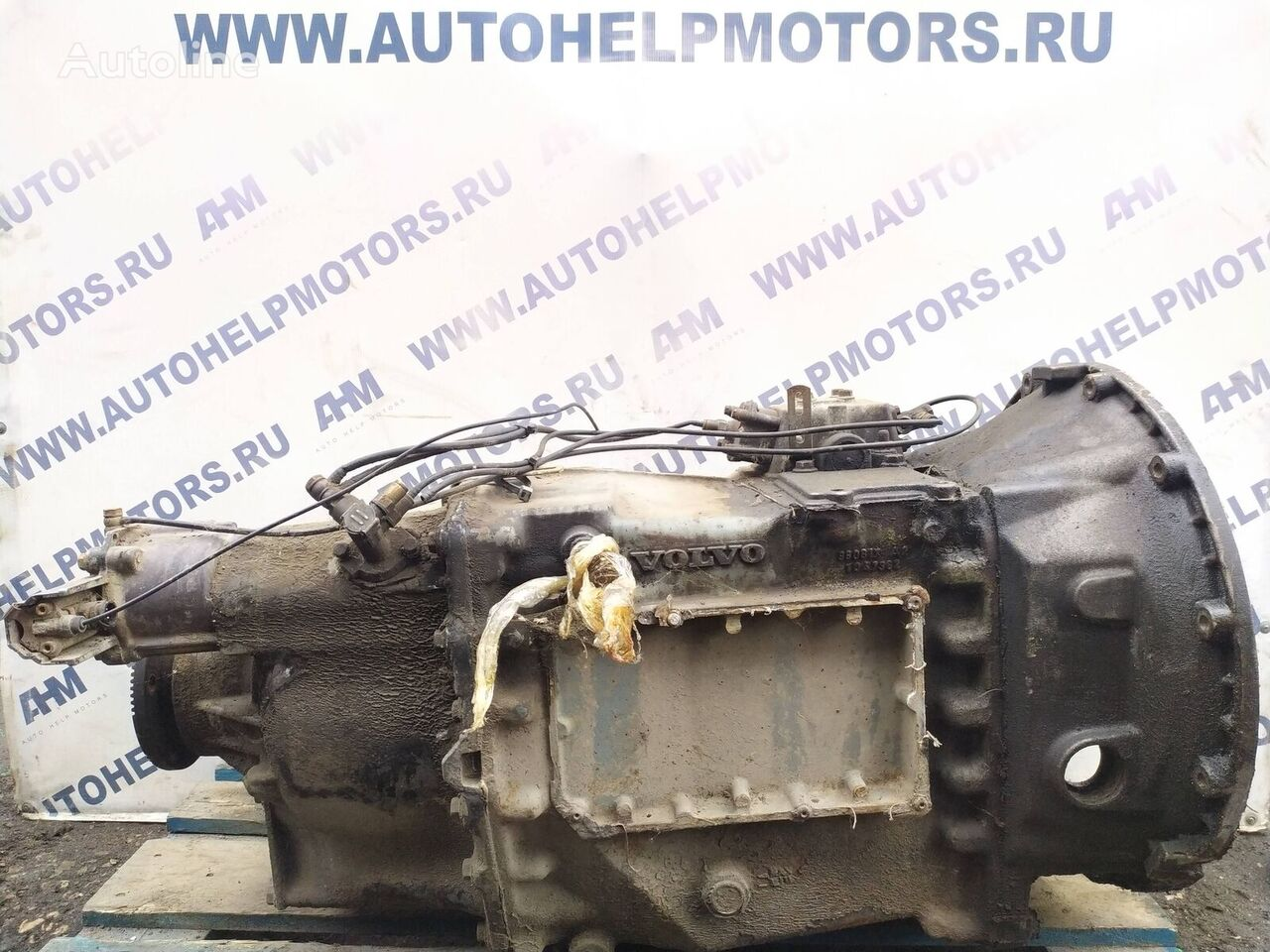 SR1400 gearbox for VOLVO tractor unit