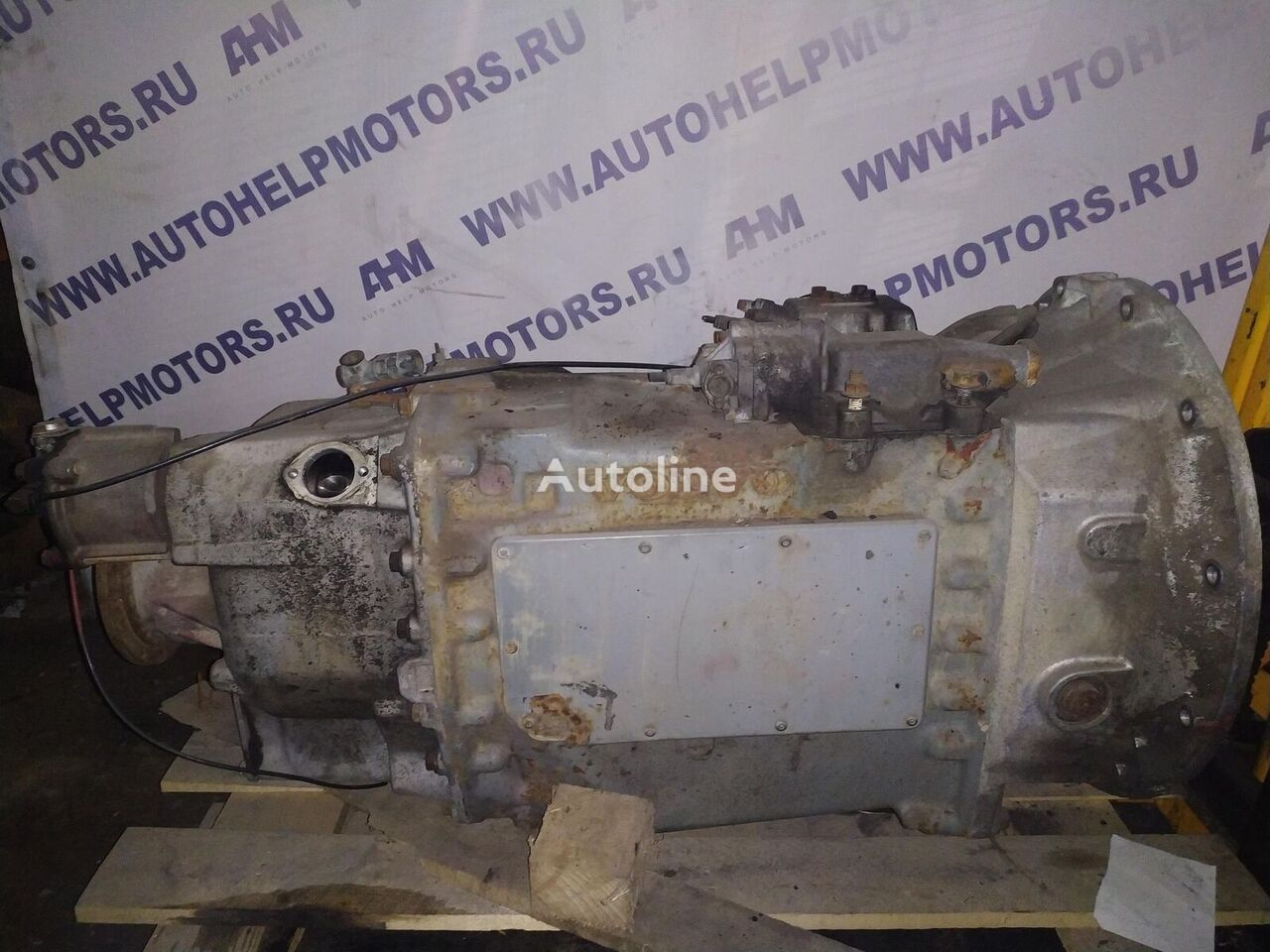 SR1700 gearbox for VOLVO tractor unit