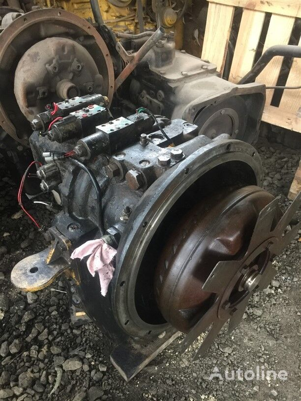 USED CAT 416E 428E 432E 420E 422E 430E 434E 442E 444E BACKHOE LO gearbox for CATERPILLAR 416 E / 428 E / 432 E / 420 E / 422 E / 430 E / 434 E / 442 E / 444 E backhoe loader