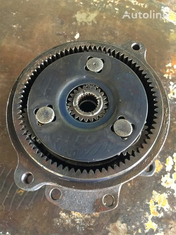 USED LIUGONG 906C MINI EXCAVATOR DIGGER TRANSMISSION SWING GEARS gearbox for LIUGONG CLG 906 C mini digger