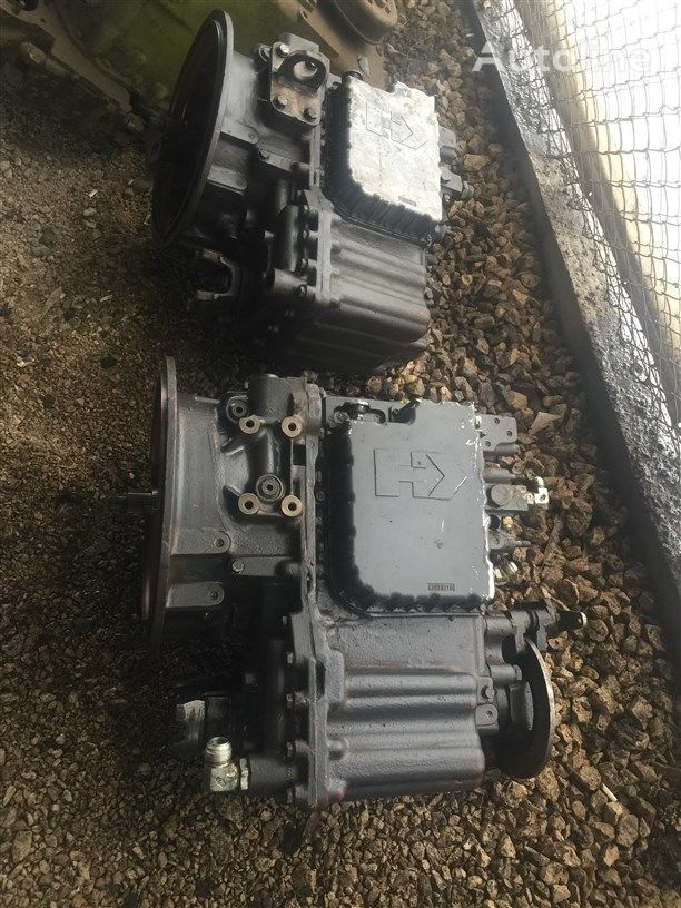 USED NEW HOLLAND LB115 LB115.B CASE 695SR BACKHOE LOADER TRANSMI gearbox for NEW HOLLAND LB 115 / LB 115.B / 695 SR backhoe loader