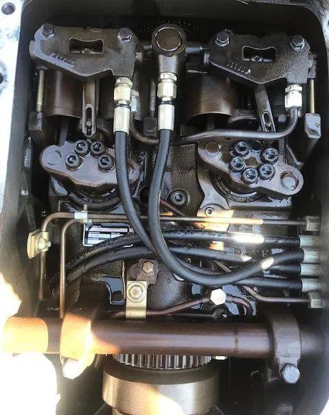 VARIO ML 160 gearbox for FENDT 816 tractor