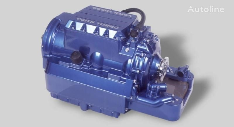 VOITH autocarro - Bus 864.5 / 854.3E gearbox for van