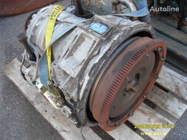 ZF 5HP500 Ecoma 759S gearbox for VOLVO bus