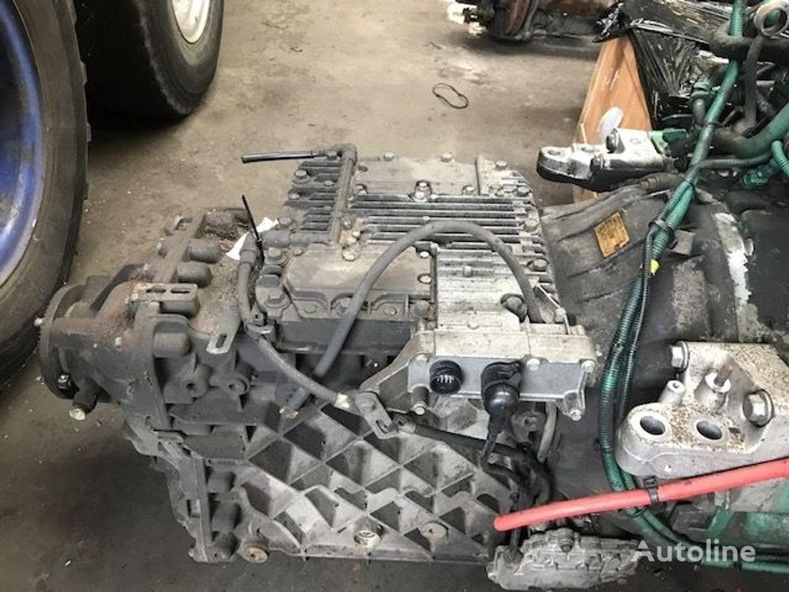VOLVO 3190484 AT-2412-C FM9 gearbox for truck