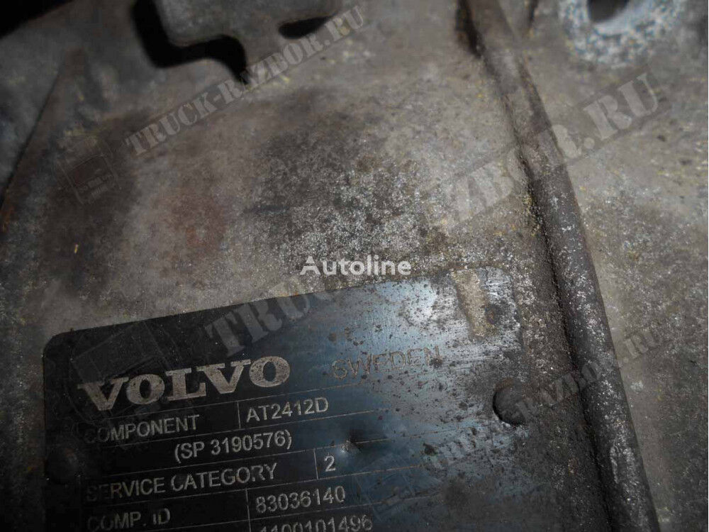 VOLVO AT2412D gearbox for VOLVO tractor unit