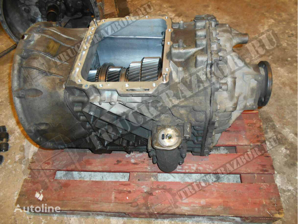 VOLVO AT2612D gearbox for tractor unit