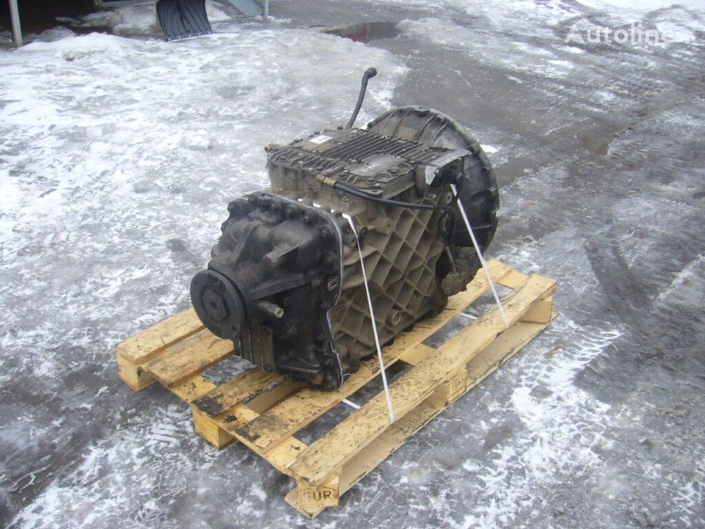 VOLVO FH II gearbox