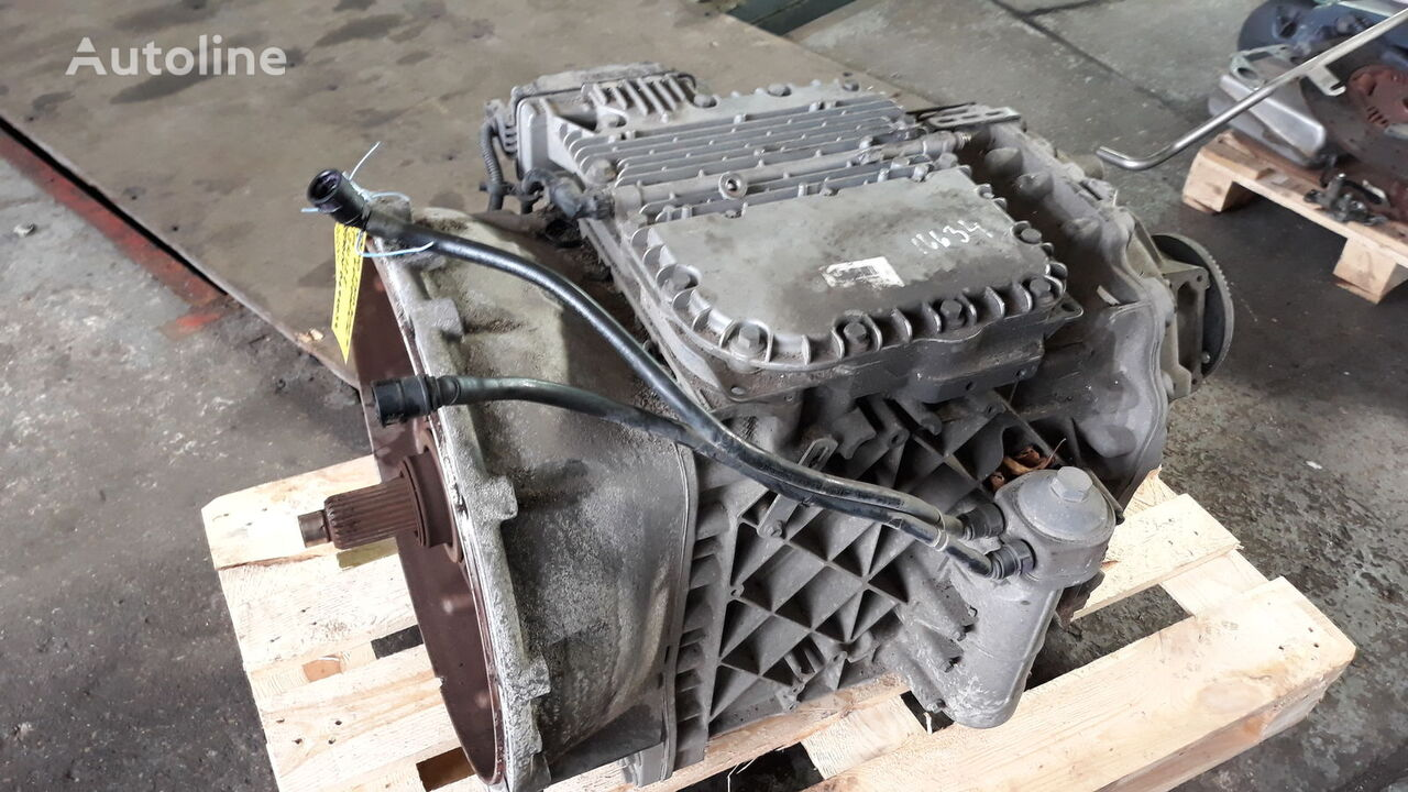 VOLVO FH4 EURO6 good condition gearbox gearbox for VOLVO FH4 tractor unit