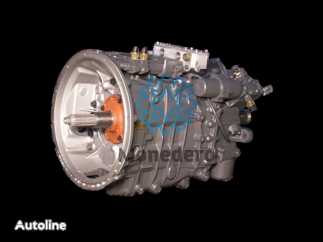 gearbox for VOLVO G8-EGS / EGS VR bus