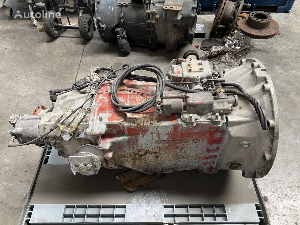 VOLVO SR1700 gearbox for tractor unit