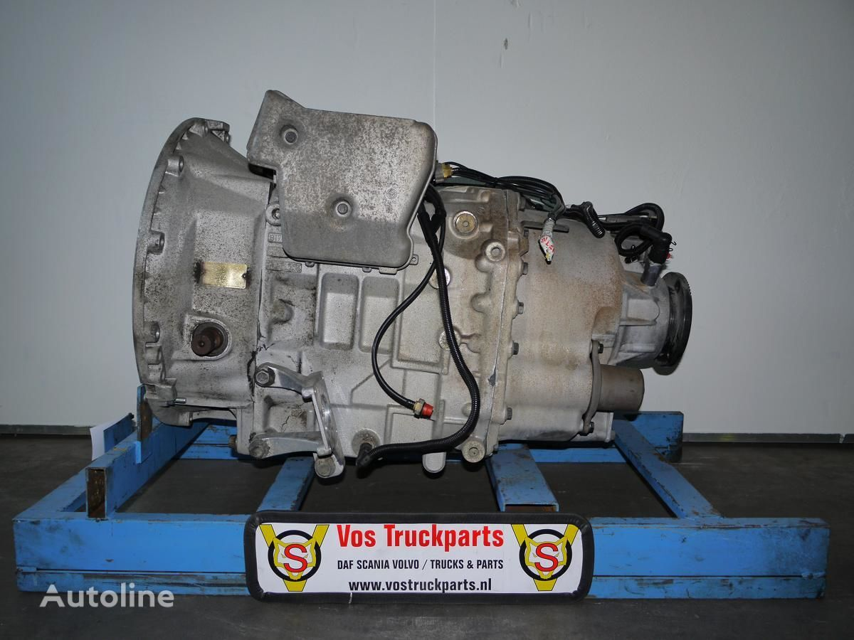 gearbox for VOLVO VT-1708-B (4) tractor unit