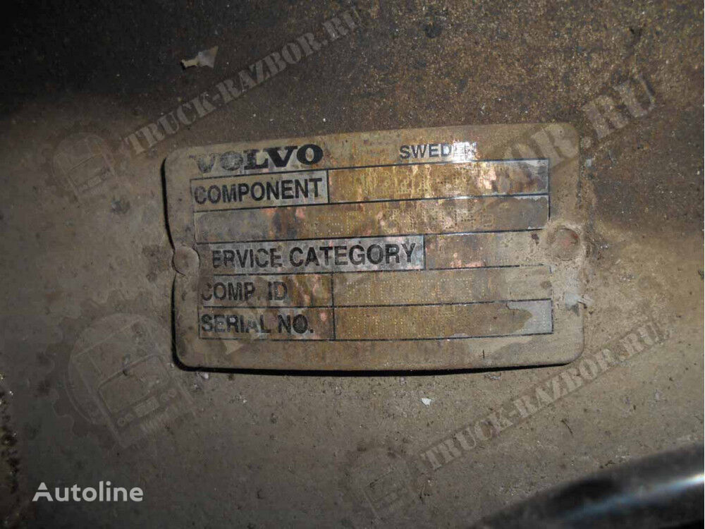 VOLVO VT2214B gearbox for VOLVO tractor unit
