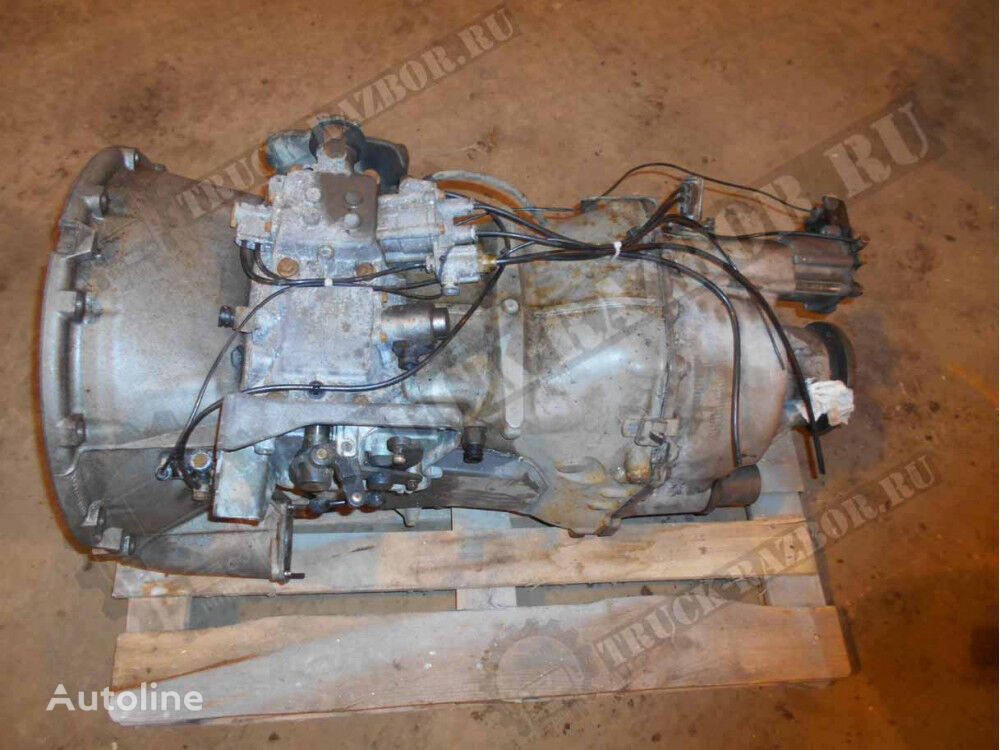 VT2214B gearbox for VOLVO tractor unit