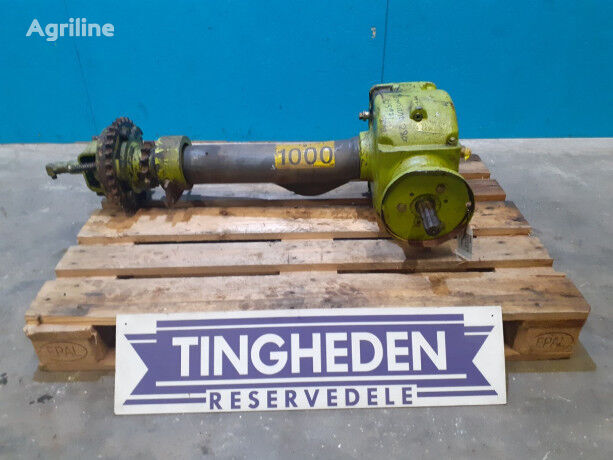Variant 280 gearbox for baler