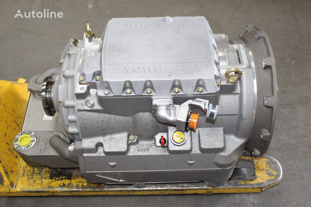 new Voith gearbox for bus